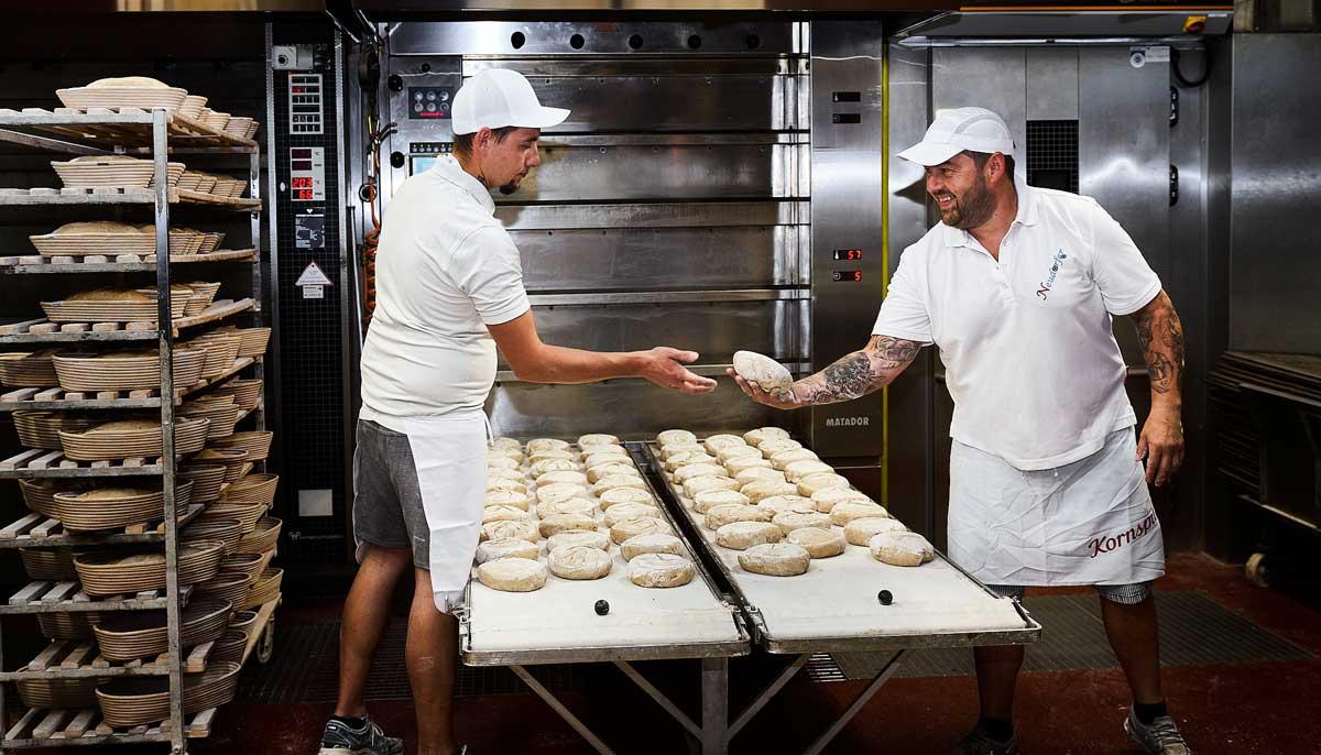 Jobs in der Bäckerei Neudorfer im Bezirk Vöcklabruck