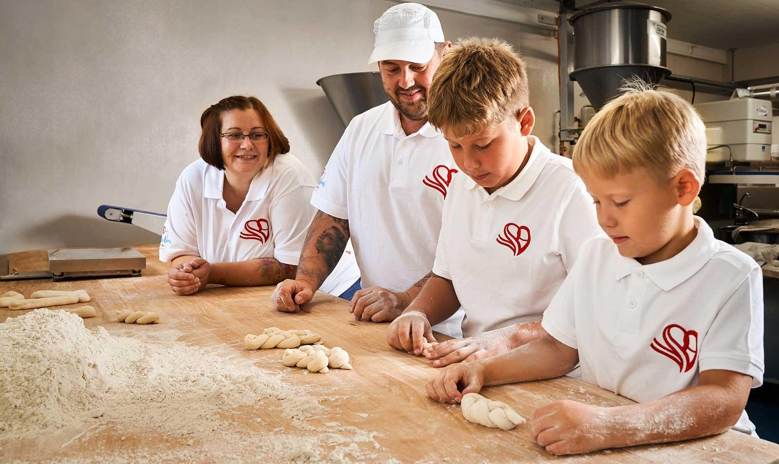 Bäckerei Neudorfer: Unternehmen mit sozialer Verantwortung